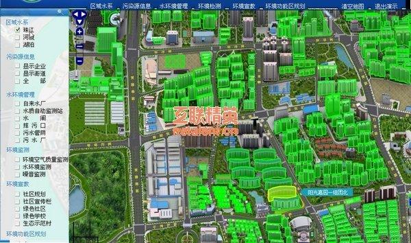 城市排水系统设计图