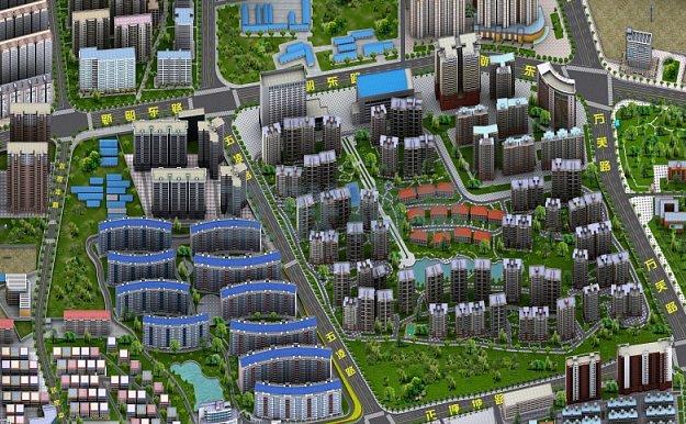 深圳互联精英公司建设的三维模型数据已广泛应用